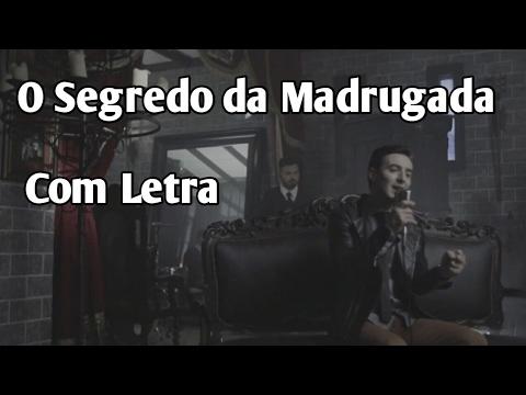 O Segredo da Madrugada ( Com Letra / Legendado ) Leandro Borges 2017 (Lançamento) Nova Música