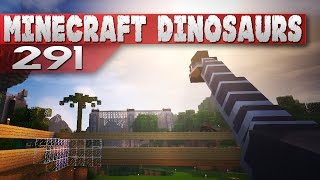Minecraft Dinosaurs! || 291 || Lab Work
