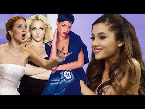 Thumbnail: Top 8 Favorite Ariana Grande Celebrity Impressions!