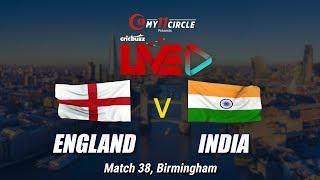 England vs India, Match 38: Preview
