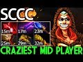 SCCC Lina Craziest Mid Player Insane Pure Damage 7 13 Dota 2 mp3