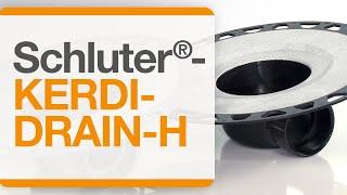 Schluter®-KERDI-DRAIN-H