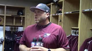 Media Interviews: Head Baseball Coach, Matt Vanderburg (05/21/2018)
