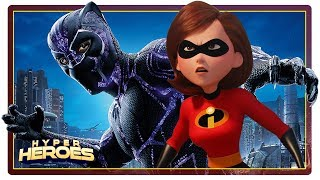Black Panther Spoiler Review, New Incredibles 2 Trailer - Hyper Heroes