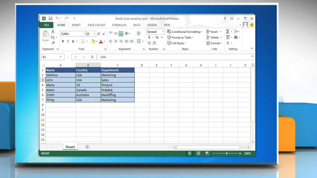 how to find where an excel file is saved