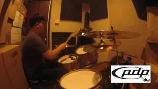 五月天 - 最好的一天 Mayday - Best Day Of My Life Drum Cover