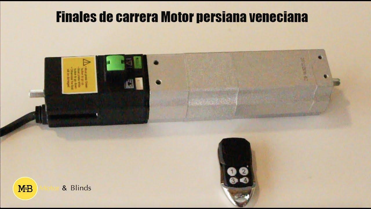 Motor persiana enrollable free kit motor enrollable for Motor de persiana