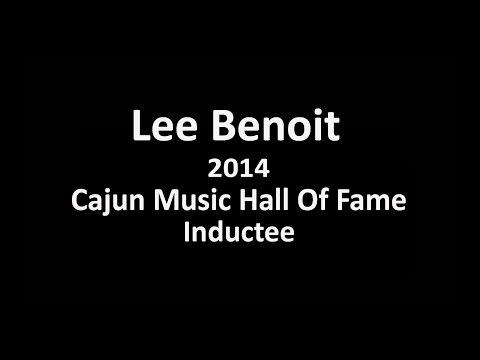 Cajun Music Hall Of Fame Induction 2014