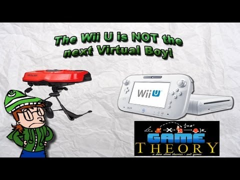 Game Theory Response: The Wii U is NOT the next Virtual Boy!