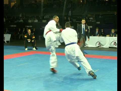 karate knockouts