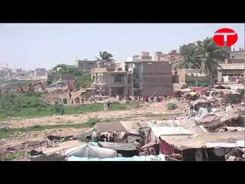 Lyari Expressway project resumes, residents relocate