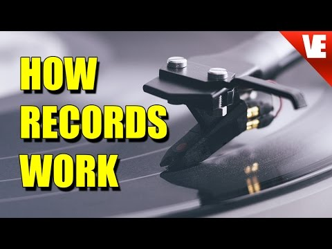 RECORD PLAYERS: How Records Work