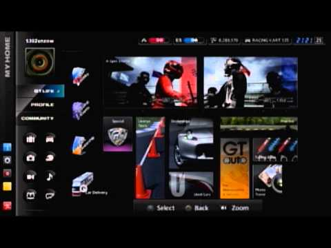 """Unboxing"" do DLC ""Complete Pack"" de Gran Turismo 5 - Vataku Games"