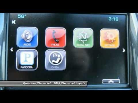 2014 Chevrolet Impala Bessemer AL P2101
