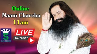 Online Naam Charcha || 28 October || 11am || Dera Sacha Sauda || Sach Channel Live TV