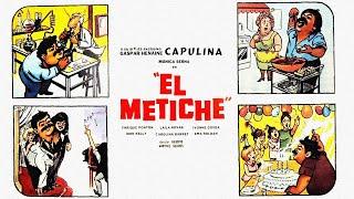 Capulina: El Metiche - Película Completa