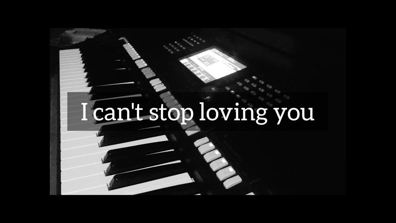 I can't stop loving you   Ardhito pramono piano cover