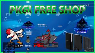 *New PS3 FreeShop Works On CFW And PS3HEN Preview* [2020]