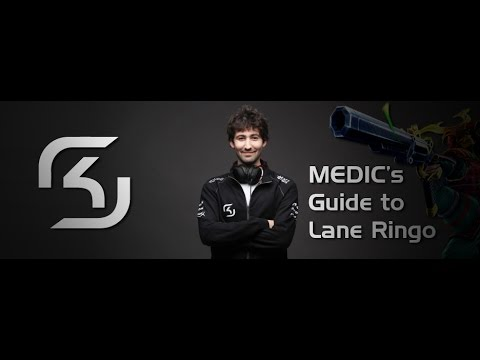 Enter the Halcyon fold: Medic's Ringo Guide