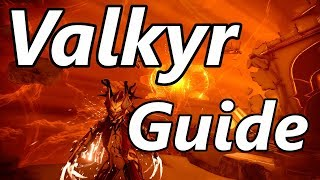 Valkyr Hysteria/Warcry Build Guide and Overview: The Sacrifice Update