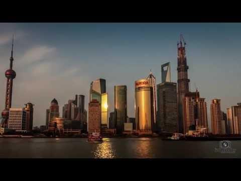 Shanghai 2013 (timelapse)