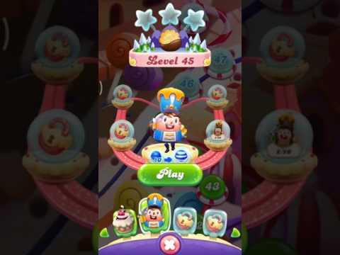 Candy Crush Friends Saga Level 44 ★★★