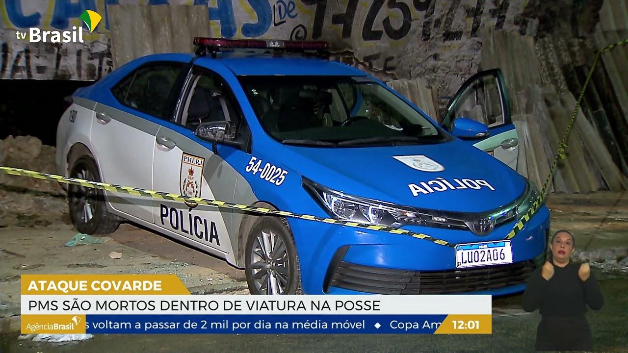 Download RJ    Policiais militares são mortos durante ataque em Nova Iguaçu