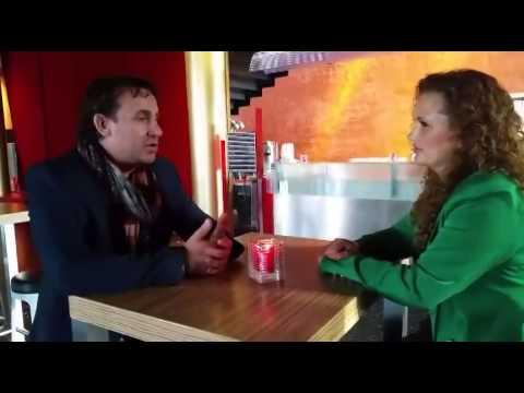 Interview met Marco Borsato als Ziggo Reporter