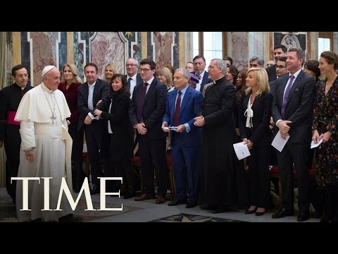 How Pope Francis Inspired These CEOs | TIME