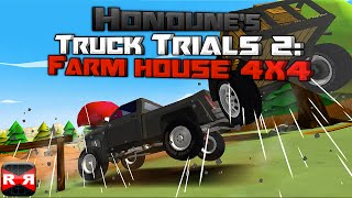 Truck Trials 2: Farm House 4x4 (By Hondune Games) - iOS / Android - Gameplay Video