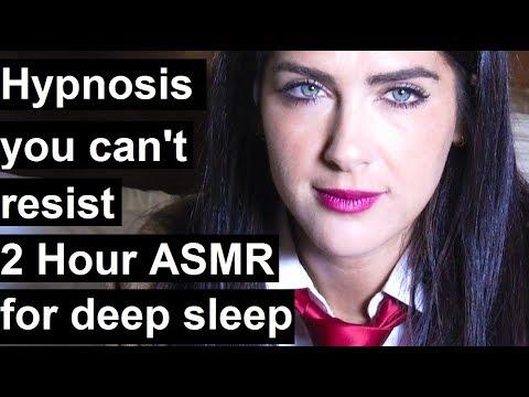 #ASMR Sleep Hypnosis For Resisting Subjects 6 - Utlra Deep Sleep With Jennifer Saands