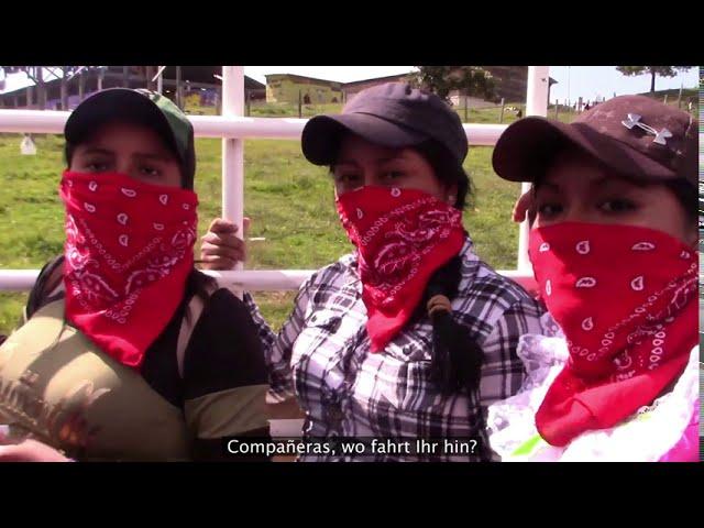 Chauffeurinnen Zapatistas III – Choferas III