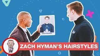 ZACH HYMAN'S HAIRSTYLES ON CABBIE PRESENTS