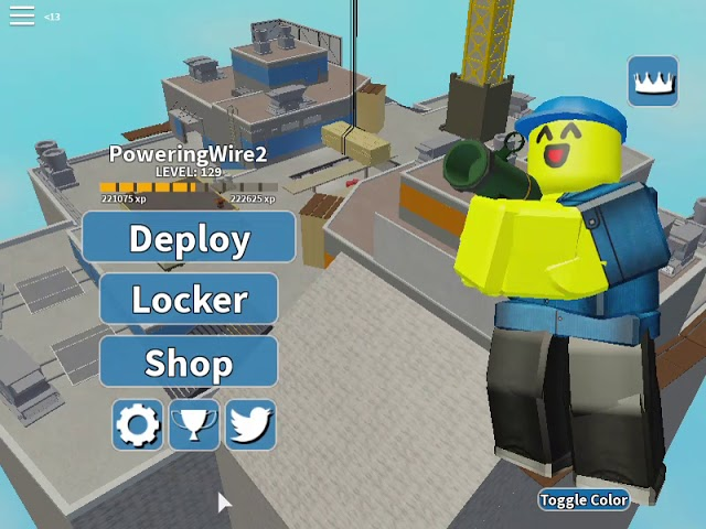 every kill effect in arsenal roblox