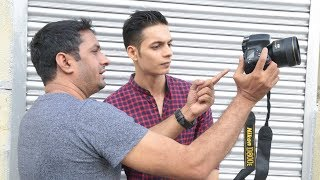 How to shoot model portfolio | photoshoot behind the scens | photography ideas