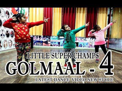 Golmaal Title Track | Ajay Devgn|...
