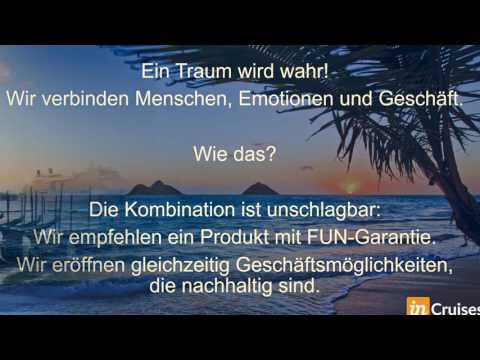 InCruises Deutschland    Videopräsentation deutsch