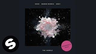 Zedd, Maren Morris, Grey - The Middle (Bougenvilla Remix) [Official Audio] Video