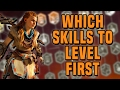 Horizon Zero Dawn - Which Skills to Level First