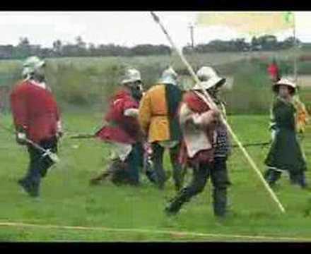 Battle reenactments uk
