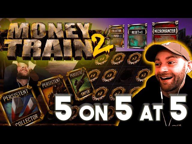 5 on 5 at 5: Money Train 2