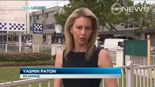 Hoon Horror channel ten news