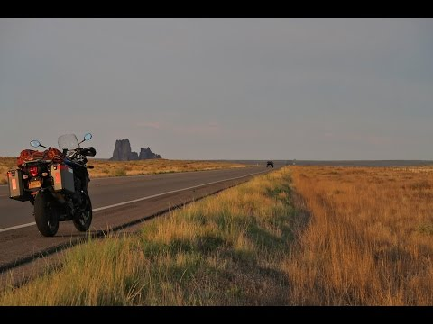 To Hell You Ride - Motorcycling Across America Day 9