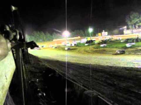Donnie Adams Crowley's Ridge Raceway 2013