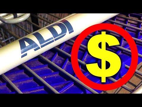 ALDI Blackout Shopping Cart Scam NBN Vandalism Hacked