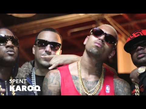 French Montana ft. Chris Brown - Spent | Type beat