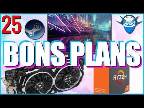 BONS PLANS - Hardware & Gaming (S.25 - 2018) |