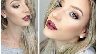 best makeup look for winter in my opinion   stephanie lange