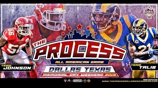 🔥🔥 Dallas, TX I 7th Grade I The Process Youth All American Game I Full Game I 2019