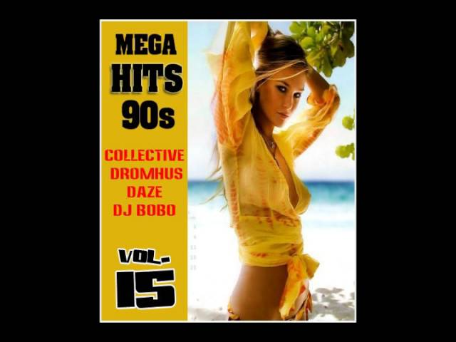 Mega Hits 90s Vol.15